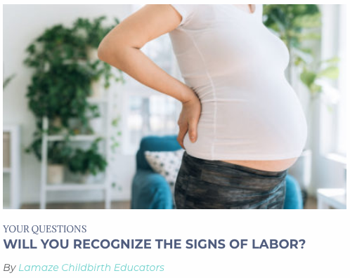 Braxton Hicks Contractions—Answers to Your Top Questions