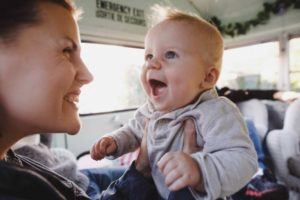 8 Ways to Boost Your Baby's Microbiome