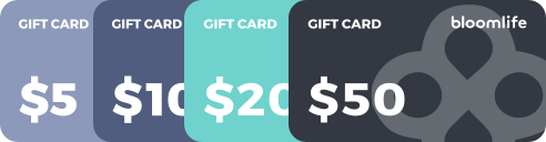 Bloomlife Gift Cards