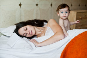 Ignore the Tough It Out Messages–New Parents Need to Prioritize Their Own Sleep