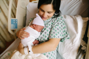 The Gentle C-section: Making Cesarean Birth More Family-Centered