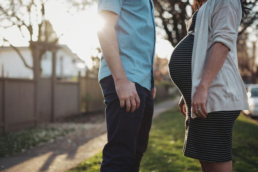 pregnant woman, birth plan