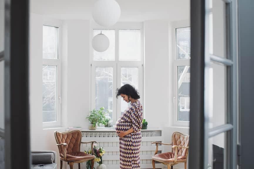 advanced maternal age geriatric pregnancy and birth rates fertility