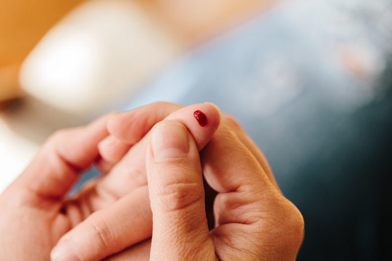 GDM - gestational diabetes management during pregnancy